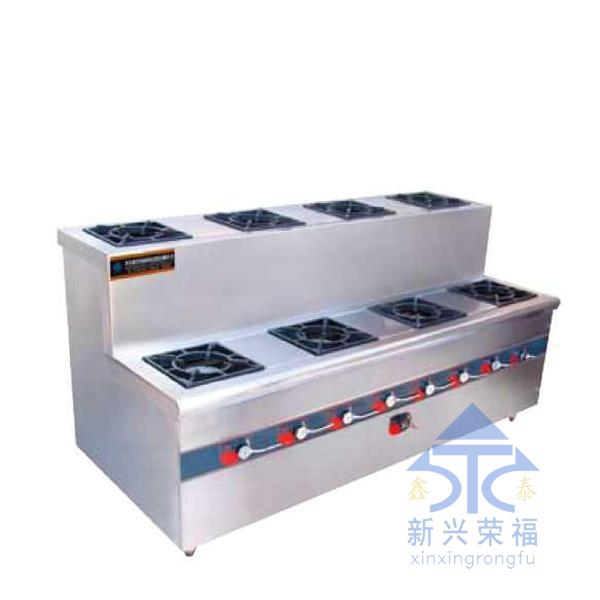 ming档梯形砂锅灶