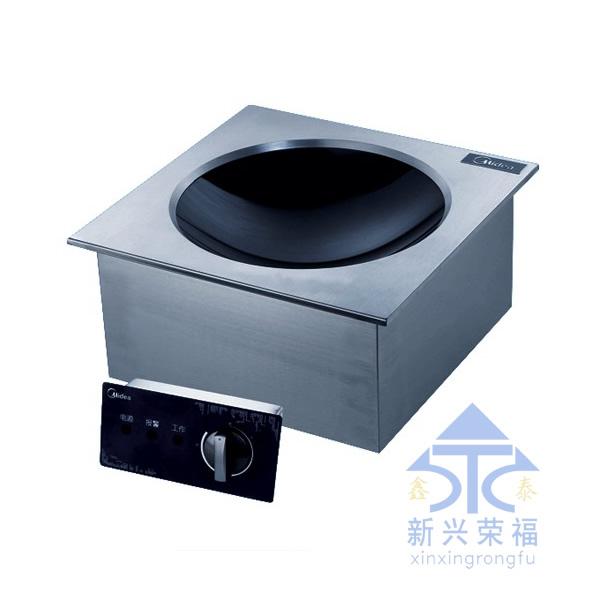 美的8KW嵌入式凹炉C-EA805T